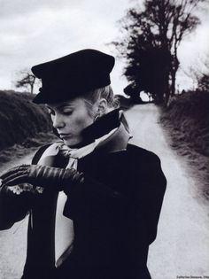 Catherine Deneuve. Photo: David Bailey.