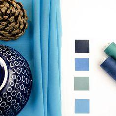 MOODBOARD IV Hey! Hier eins meiner Moodboards zum Thema Strukturenkontrast, in den Trendfarben Blau/Türkis Warum man die sich als Designer einfallen lässt , fotografiert und was das ganze überhaupt soll, erfahrt ihr bald auf meinem Blog ms-hey.de . Schönes Wochenende! #dederon #polyamide #pinecone #ceramics #moodboard #thread #textildesign #cyan #blue #instadesign #structures #geometric #polkadots #circles #colourfull #colourblock #colorlove #colorhunters #lovedetails #bloggerstyle #interio... Trends, Mood Boards, Designer, Artsy, Create, Home Decor, Instagram Posts, Textile Design, Have A Good Weekend