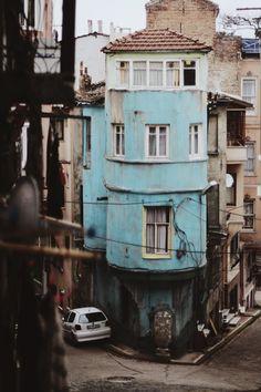 Constantinople by Rengim Mutevellioglu,