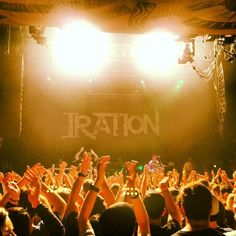 She's not the type to fall in line… #Iration #Heatseekers2013 (at House of Blues San Diego)