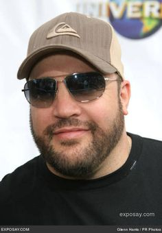 Kevin James with a beard