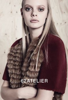 62 Atelier Finland. Model: Cecilia Franzén. Photography: Federico Cabrera | REVS digital magazine November-December 2013 #fashion #style #trends #art #culture