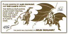 Kane swiped from Alex Raymond for that first Batman image. Head Angles, Bob Kane, Flash Gordon, Detective Comics, Batman, Voodoo, Image, Drawing, Cover