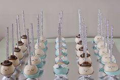 Babyshower cakepopları, babyshower cakepops, rainbow cakepops
