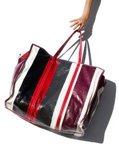 The Balenciaga Shopper / Balenciaga, Bag, Accessories / Garance Doré