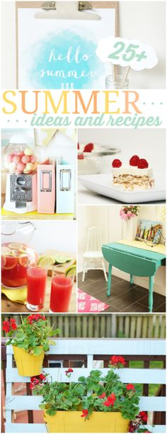 Summer Recipe and Ideas » Lolly Jane