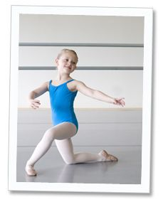 Cleveland Ballet Conservatory- Primary Division.