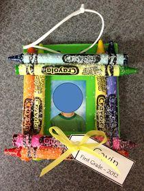 Mrs. Terhune's First Grade Site!: Christmas Parent Gifts!