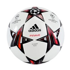 Champions League Match Ball. Top level play, top level ball. Get your Adidas Finale 13 Official Champions League Match Soccer Ball at soccercorner.com