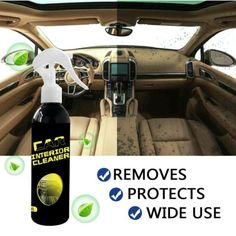 SuperClean Car Interior Cleaner – Stylish New Deals