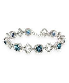 Blue Topaz & Tanzanite: Jewelry | Daily deals for moms, babies and kids