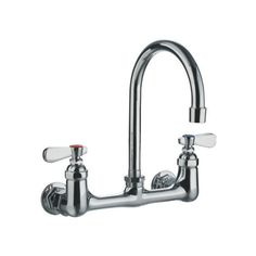 Vintage Style Wallmount Kitchen Faucets Home Decor Pinterest - Vintage style kitchen faucets