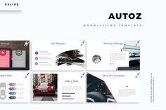 Download for free now Autoz - Google Slides Template #presentation #presentations #templates Creative Powerpoint, Powerpoint Presentation Templates, Keynote Template, Google, Church Ideas, Free, Design