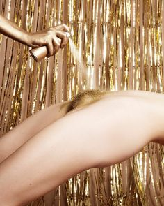"""14kt+Gold"" Photography by Olivia Locher, courtesy of the gallery"