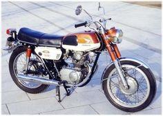 Honda 125 MK2