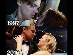 Oscars: Kate Winslet & Leonardo DiCaprio Red Carpet (2016) - YouTube
