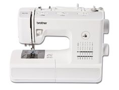 Brother XR27NT Sewing Machine. Features a wide range of stitches ideal for repairs, dressmaking and home furnishing projects. #brother #sewingmachine