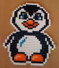Penguin Perler
