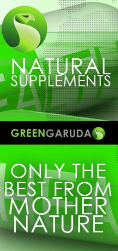Natural Supplements via Green Garuda. In the spotlight Weight Loss products. Only the best for you.
