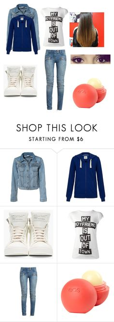 """""""Untitled #13"""" by minavukomanovic ❤ liked on Polyvore featuring Somedays Lovin, Brave Soul, Marc by Marc Jacobs, TeeTrend, Balmain and dELiA*s"""