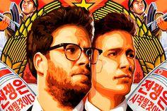 """Estreia do filme """"A Entrevista"""" foi cancelada depois de ameaça de ataque - http://metropolitanafm.uol.com.br/novidades/entretenimento/estreia-filme-entrevista-foi-cancelada-depois-de-ameaca-de-ataque"""