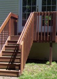 http://www.hornerbros.com - Horner Brothers LLC in Hamilton NJ can help you with any of your home improvement needs including a new deck or porch.