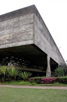 Clássicos da Arquitetura: Facultade de Arquitetura e Urbanismo, Universidade de São Paulo (FAU-USP) / João Vilanova Artigas e Carlos Cascaldi (7)
