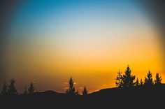 Colorfull Sunset - null
