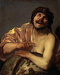 Demócrito , o filósofo que ri