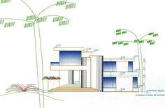 AMPLIACIÓN CASA PINARES Punta del Este. Uruguay 2014 Arquitecto Samuel Flores Flores   PROYECTOS EN PROCESO