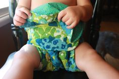 Tutorial: This Mama's Fab Travel Chair | This Mama Makes Stuff