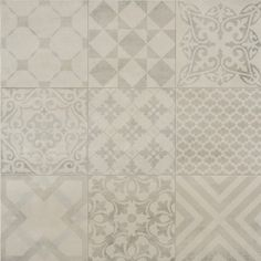 retro-koupelny | RETRO - OBKLADY Tile Floor, Perfume, Flooring, Ceramics, Texture, Contemporary, Rugs, Retro, Crafts