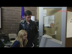 """Once Upon A Time 4x13 Emma and Hook 