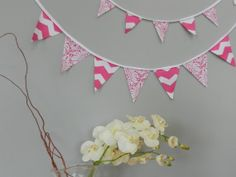 Decorative banner for home, office, childrens room, party, nursery, class room, wedding, baby shower on Etsy, $15.00