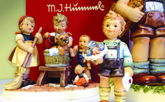 M.I. Hummel company is now operating with its North American headquarters in Bordentown.