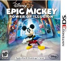 In Disney Epic Mickey 2: The Power of Two, gamers will play as Mickey Mouse and…