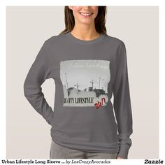 Urban Lifestyle Long Sleeve Shirt