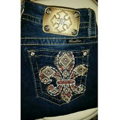 Nwot miss me jeans Never worn just tried on. Inseam is 31 Miss Me Jeans Boot Cut