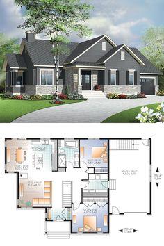 bungalow haus modern mit walmdach architektur grundriss barrierefrei fertighaus massiv bauen. Black Bedroom Furniture Sets. Home Design Ideas