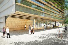 隈研吾-華山文創旗艦大樓BOT的設計與規劃-欣建築-欣傳媒建築設計頻道