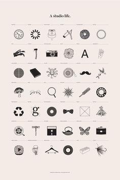 Actualité / Grid illustre la vie de studio / étapes: design & culture visuelle