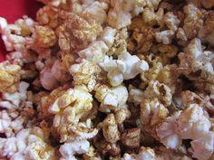 Eetrs Obsessions: Microwave Monday #15 Sweet Cinnamon Popcorn