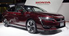 Honda responde ao Toyota Mirai com o FCX Clarity, veículo movido a hidrogênio