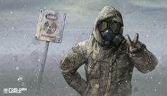 First of all, let's find out what nuclear winter is and how it can happen. A state of nuclear winter is determined when the sun's UV rays are blocked from Nuclear Apocalypse, Apocalypse Art, Nuclear War, Apocalypse Landscape, Sci Fi Wallpaper, Computer Wallpaper, Winter Wallpaper, Wallpaper Online, Original Wallpaper