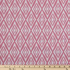 Get Sorbet Latrice Duck Cloth Fabric online or find other Canvas & Duck Cloth products from HobbyLobby.com