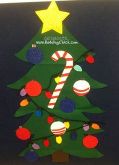 Rain Makes Applesauce - Christmas Tree, Christmas Tree, What Do You See?