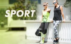 Sport Fashion #CXSport #Dama