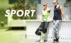 Sport Fashion #CXSport #Dama