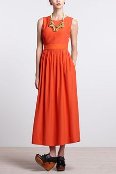 Cecil Maxi Dress - Anthropologie.com