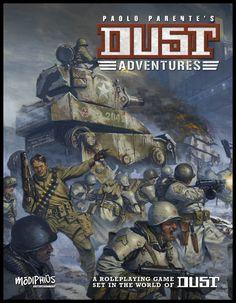 Modiphius announce DUST Adventures RPG